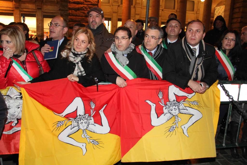 Si avvicinano le elezioni in Sicilia (Foto: Infophoto)