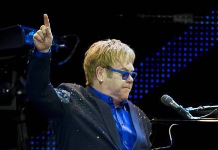 Elton John (Infophoto)