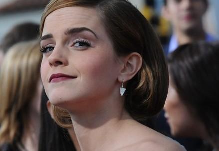 Emma Watson, ovvero Hermione Granger (Infophoto)