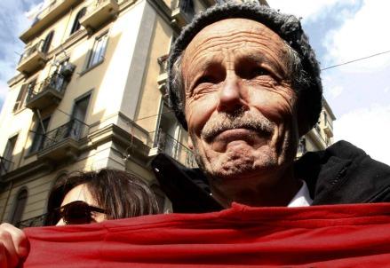Erri De Luca (Infophoto)