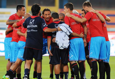 (dall'account Twitter ufficiale @Catania)