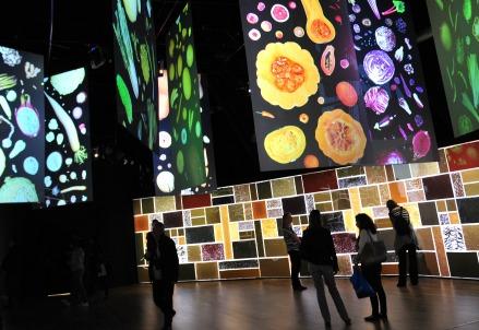 Expo 2015, il Padiglione zero (Infophoto)