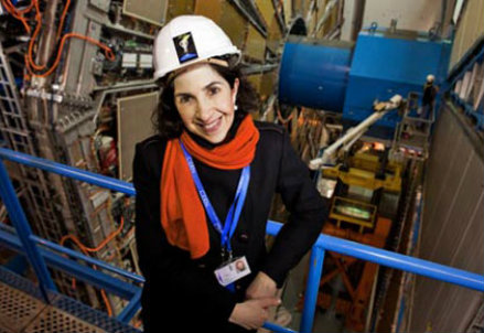 Fabiola Gianotti (Infophoto)