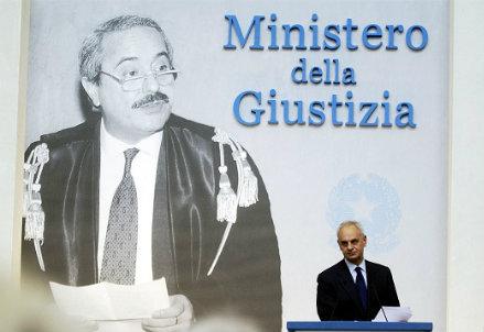 Giovanni Falcone (Infophoto)