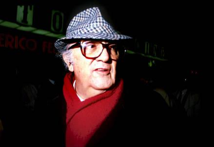 Federico Fellini (InfoPhoto)