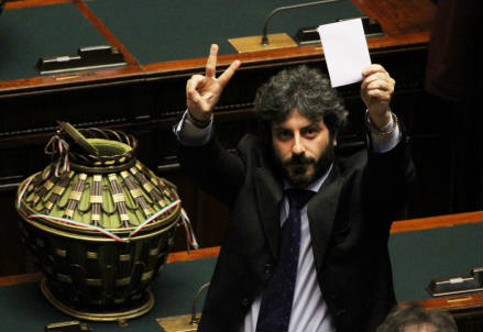 Roberto Fico (Foto InfoPhoto)