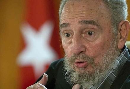 Fidel Castro (Infophoto)