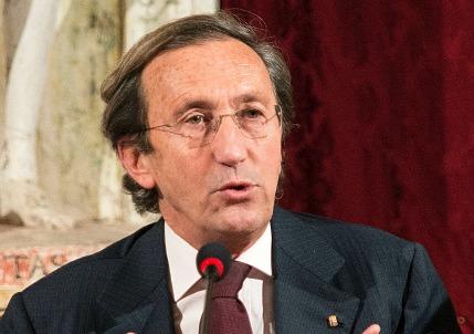 Gianfranco Fini (Infophoto)