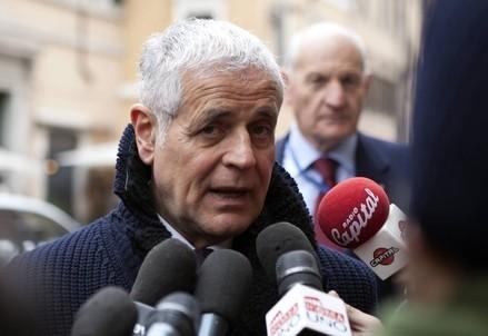 Roberto Formigoni (Infophoto)