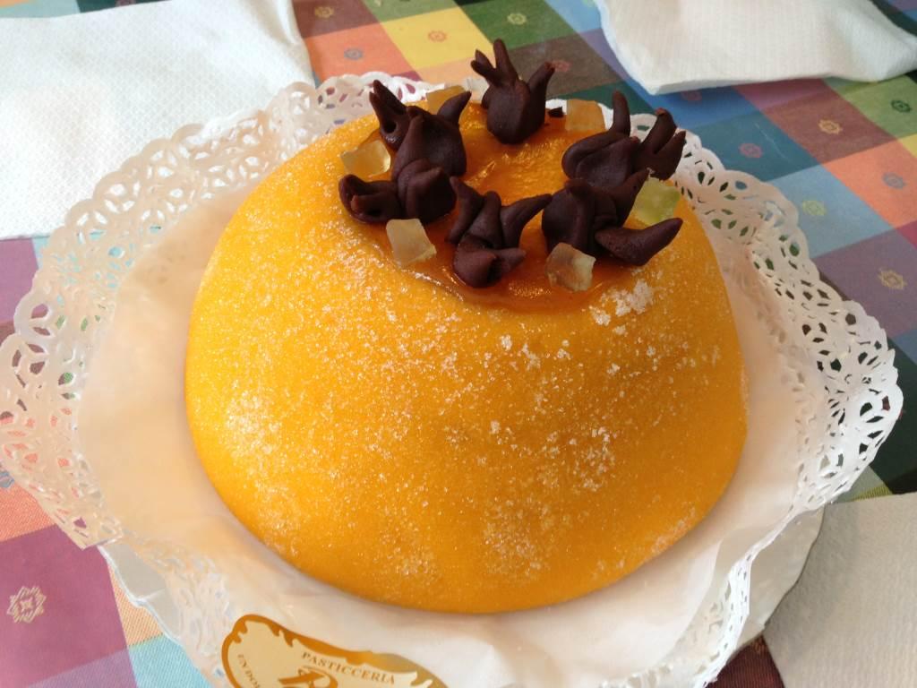 La torta polenta e osei