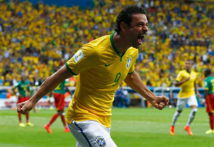 Fred, 30 anni (dal profilo Twitter ufficiale @FIFAWorldCup)