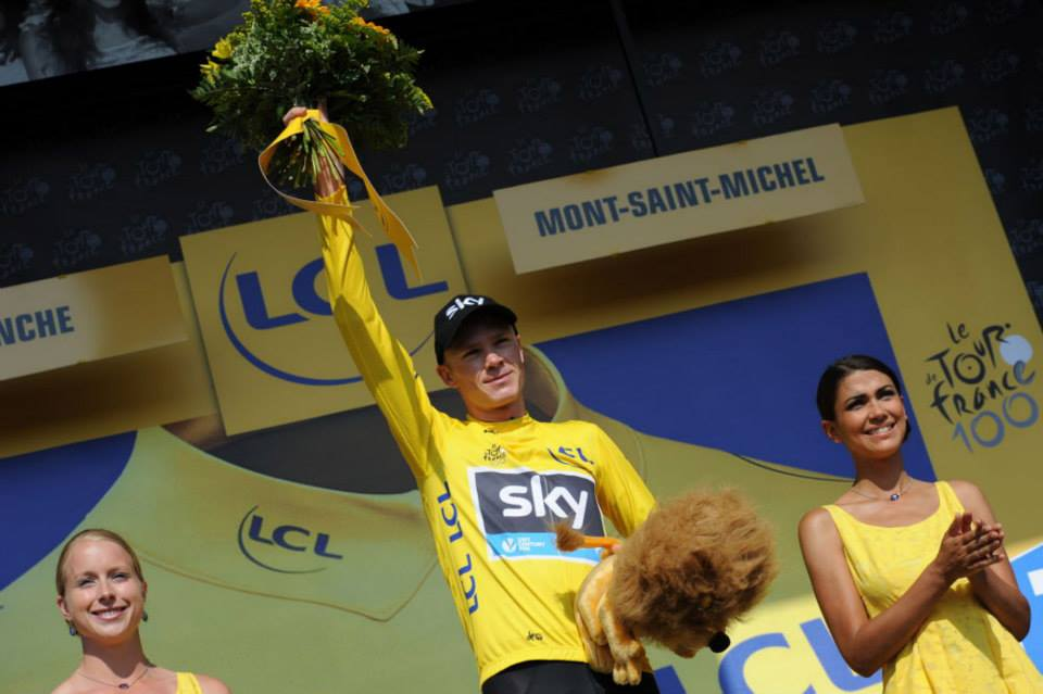 Classifica Tour de France 2015 (Infophoto)
