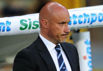 Il tecnico della Juve Stabia Fulvio Pea (Infophoto)