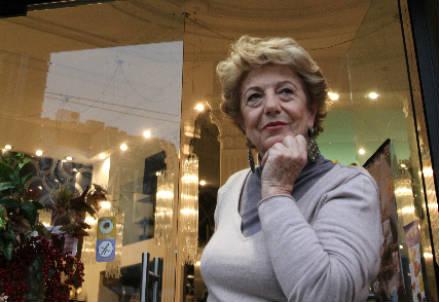 Maria Marinoni e il panificio Giusto Gusto
