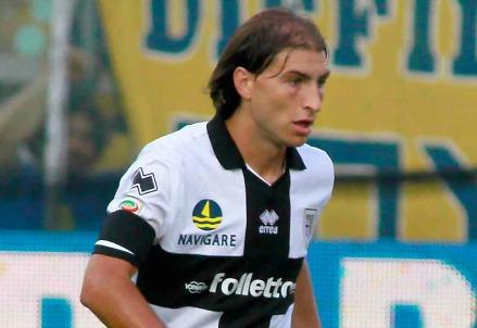 Gabriel Paletta, difensore Parma (Foto Infophoto)