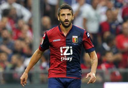 Alessandro Gamberini, 32 anni, ha giocato l'ultima stagione con il Genoa (Infophoto)