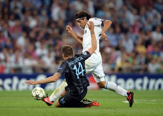 Khedira, centrocampista tedesco (Infophoto)
