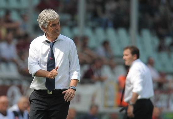 Gasperini, allenatore Genoa (Infophoto)