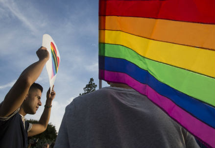 Gay Pride (Infophoto)