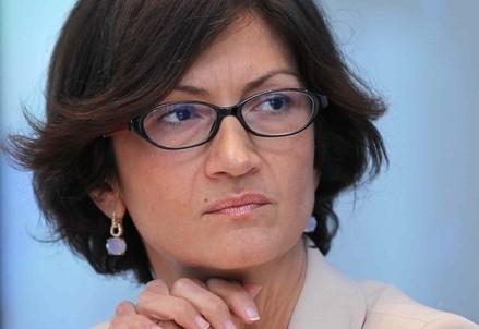 Mariastella Gelmini, ex ministro dell'Istruzione (InfoPhoto)