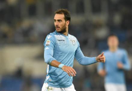 Santiago Gentiletti, 30 anni, difensore argentino della Lazio (INFOPHOTO)