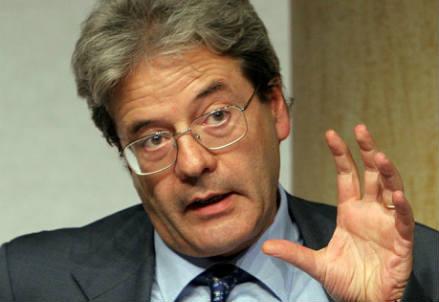 Paolo Gentiloni, nuovo ministro degli Esteri (Infophoto)