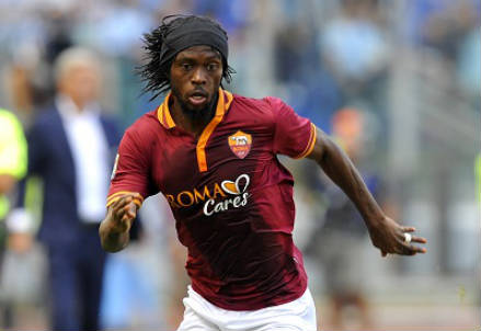 Gervinho, attaccante Roma (Infophoto)