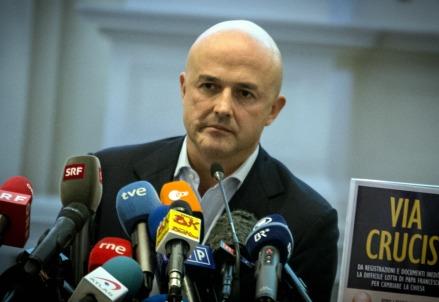 Gianluigi Nuzzi (Infophoto)
