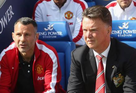 Van Gaal, tecnico United (Infophoto)