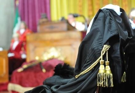 Una toga (Foto: Infophoto)