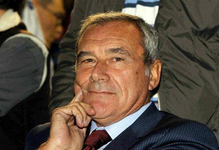 Piero Grasso, presidente del Senato (Infophoto)