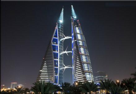 Grattacieli eolici