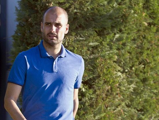 Pep Guardiola (Infophoto)