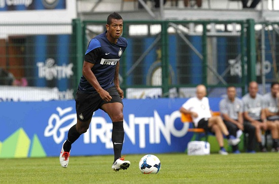 Guarin, centrocampista Iner (Infophoto)