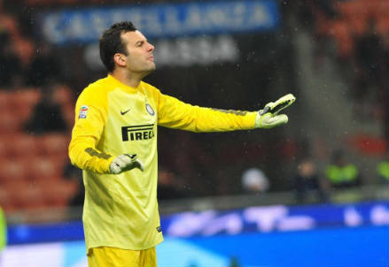 Samir Handanovic (Infophoto)
