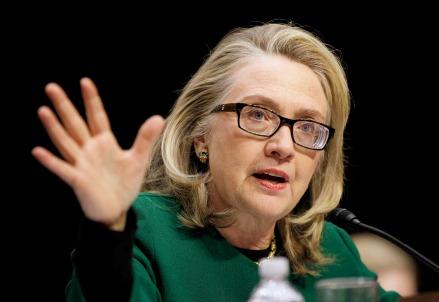 Hillary Clinton (Infophoto)
