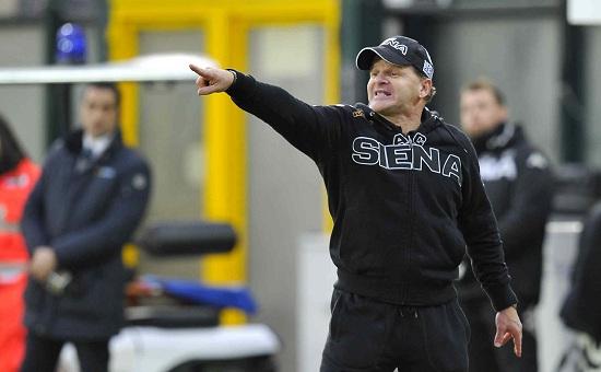 Giuseppe Iachini, allenatore del Palermo (Infophoto)