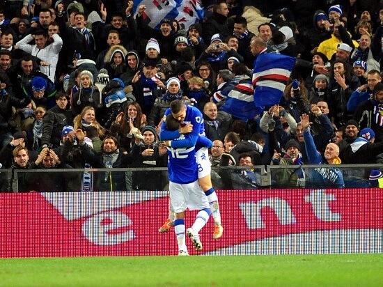 Mauro Icardi: con questo poker sale a 4 gol in campionato (Infophoto)