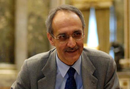 Pietro Ichino (InfoPhoto)