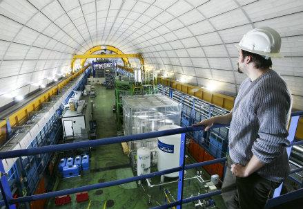 Laboratori nazionali del Gran Sasso dell'Ifn