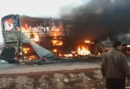 L'incidente in Marocco