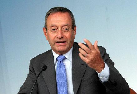 Antonio Catricalà (Infophoto)