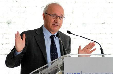 Il neo presidente dell'Upi, Antonio Saitta (Infophoto)