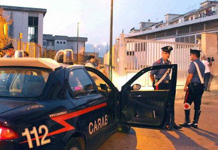 Una volante dei Carabinieri (Foto: Infophoto)