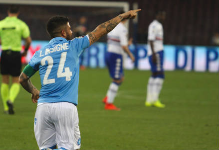 Lorenzo Insigne (Infophoto)