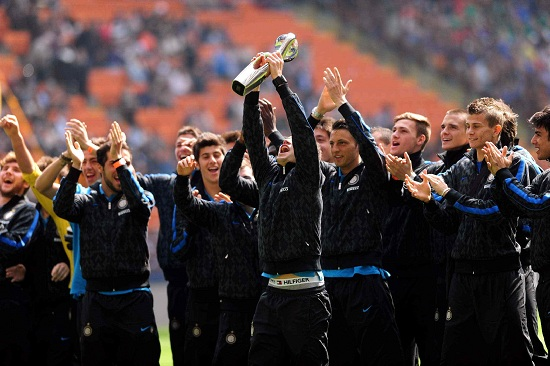 Primavera Inter 2011/2012 (Infophoto)