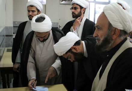 Iran al voto (Infophoto)