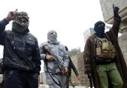 Miliziani di Isis