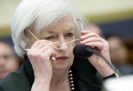 Janet Yellen, capo della Fed (Infophoto)