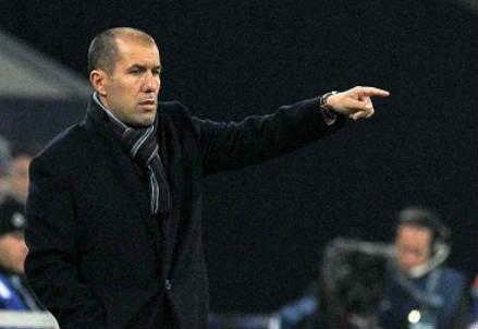 Leonardo Jardim, 41 anni, allenatore portoghese del Monaco (INFOPHOTO)